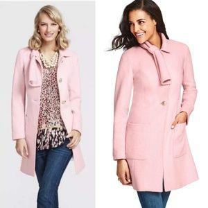 {CAbi} #905 Tuscadero Pink Wool Blend Coat 8